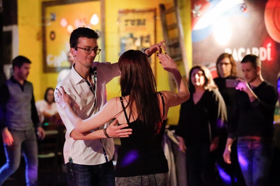 Guillaume, professeur de danse Bachata à Tours et 37 1