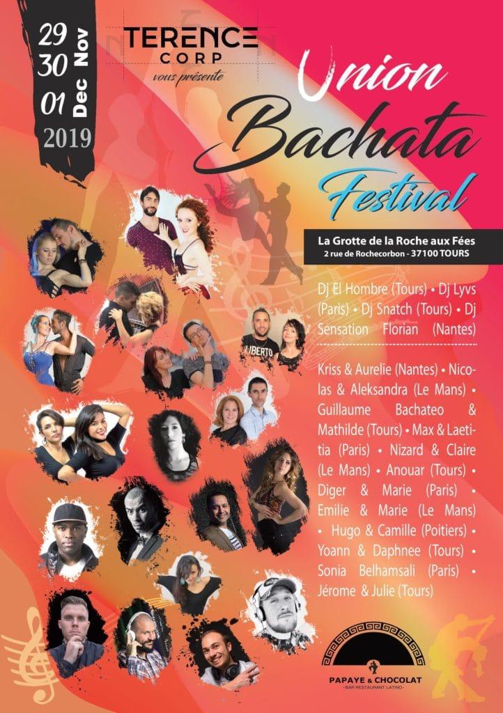 Union Bachata Festival : le premier festival de Bachata à Tours 1