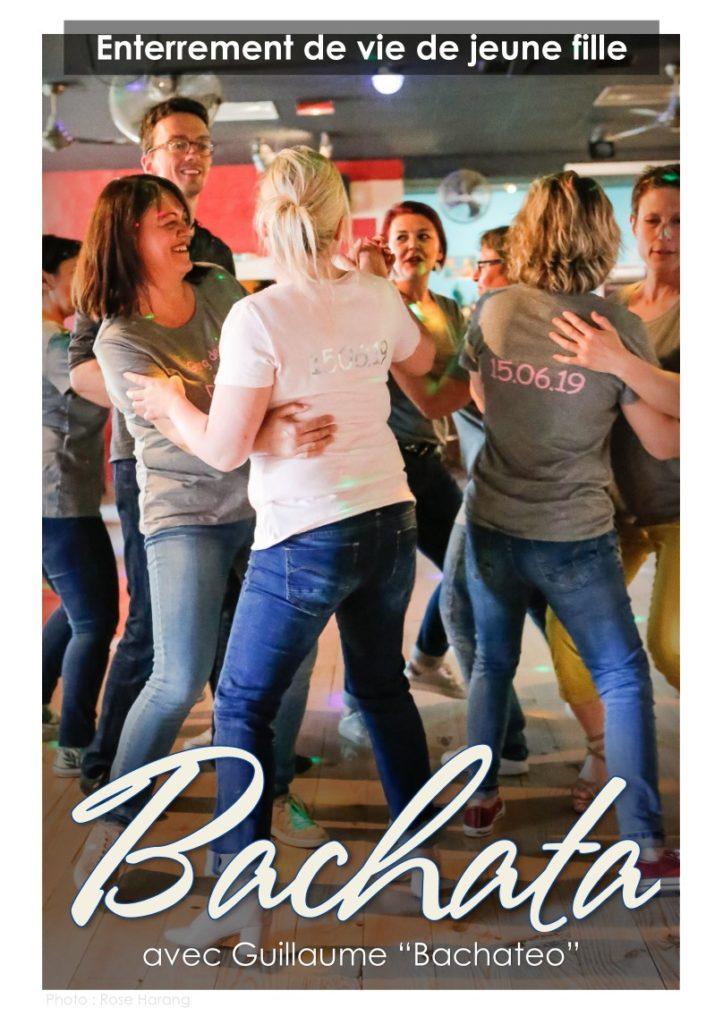 Idée d'activité pour un EVJF original à Tours : un cours de danse ! 2